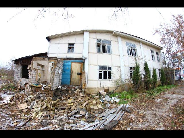 Заброшенное офисное здание в центре Ижевска #7