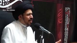 السيد منير الخباز - تأجيل اللذة محور الشخصية الرشيدة