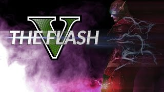 ✶ Justice League Flash in GTA V ✶ movieclip and gamplay ✶+ Download ✶