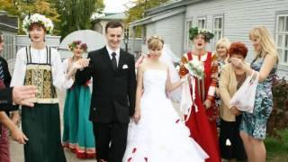 Фотограф Устинова Ольга: Свадьба. Подборка фото.avi