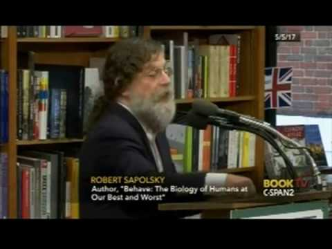 """""""Behave"""" by Robert Sapolsky, PhD"""