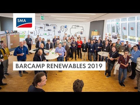 Barcamp Renewables 2019: Our Climate, our Future