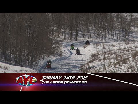 Ultimate Outdoor Expo - Take A Friend Snowmobiling - Winter Jeep Festival 1316