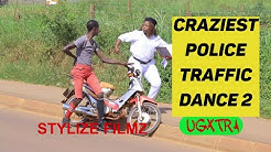 CRAZIEST POLICE TRAFFIC  DANCE 2  SHEIK MANALA & DORAH  Latest African Comedy 2019 HD