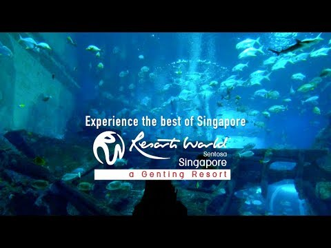 Experience the best of Singapore – Resorts World Sentosa (Part 1)
