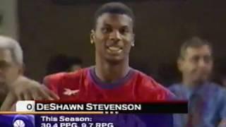 Gambar cover DeShawn Stevenson Wins 2000 High School Slam Dunk Contest (McDonald's All-American)
