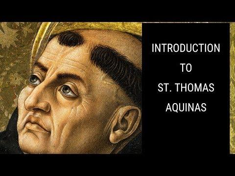 Thomas Aquinas and Thirteen Century Scholasticism