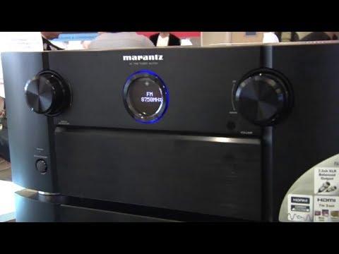 Marantz AV7701 (Salon Hifi Home-Cinema 2012)