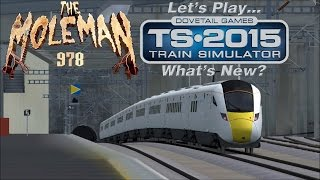 Let's Play... Train Simulator 2015: What's New?