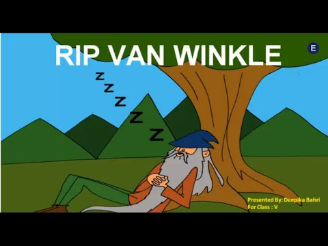 elements of fiction for rip van winkle Elements of romanticism distrust of civilization the orator bustled up to him, and drawing him partly aside inquired on which side he vote-  rip van winkle.