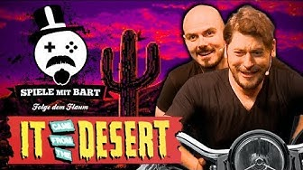 Spiele mit Bart | It came from the Desert FMV-Edition #1 mit Simon & Gregor