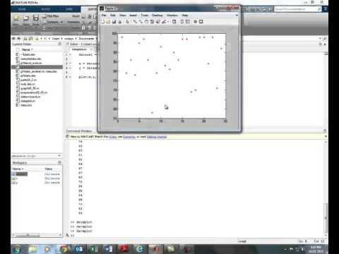 Import from Excel and Plot in MATLAB - Sylvia Clay