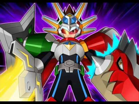 megaman Star Force Tribe Opening - YouTube