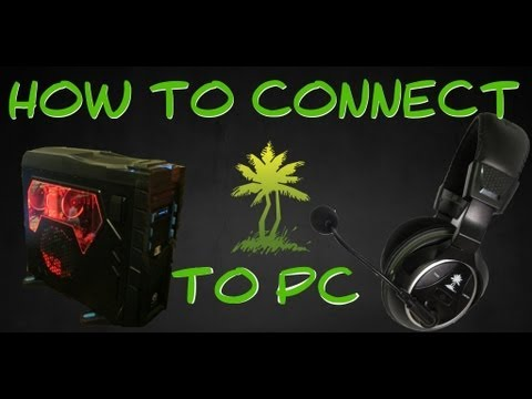 How To Get Chat On The Turtle Beach XP300, XP400 And XP500 To Work On PC Tutorial