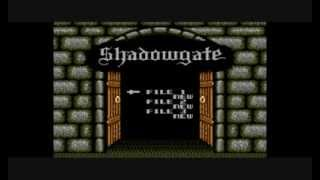Classics with Forty: Shadowgate (NES)
