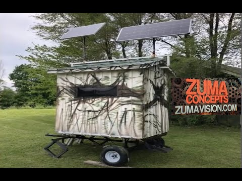 Ultimate Deer Blind