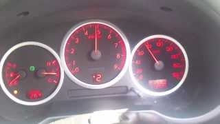 2004 JDM Subaru Impreza WRX Automatic 0-100 acceleration... all sto...
