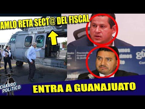 ¡IMPACTANTE NOTICIA! AMLO LE CAE DE SORPRESA AL NARC0GOBERNAD@R DE GUANAJUATO. ENCONTRO UNA S3CTA
