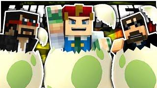 minecraft   the pixelmon egg fight challenge w ssundee sparklez