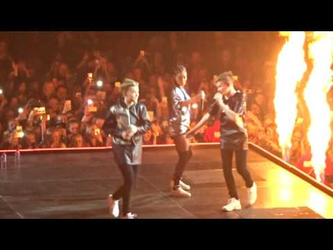 Marcus & Martinus , Light it up , Globen 11/2 2017