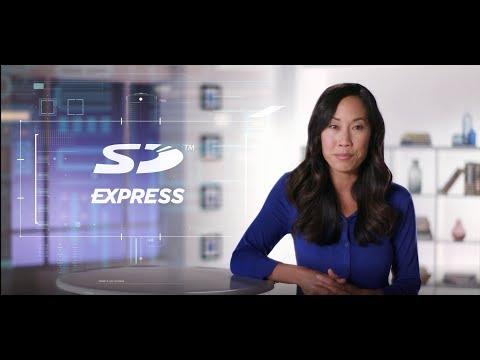 SD Express - Revolutionary Innovation for SD Memory Cards