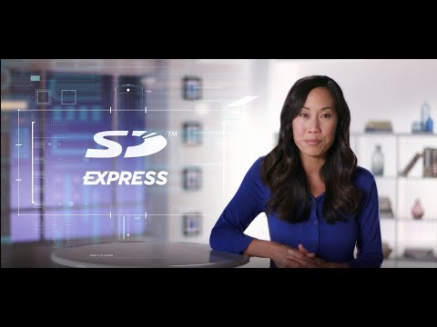 SD Express boosts memory card capacity to 128 TB