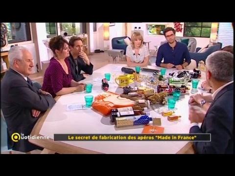 """Dossier du Jour - Le secret de fabrication des apéros """"Made in France"""""""