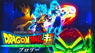 C'EST OFFICIEL BROLY EST LE MÉCHANT DU FILM DRAGON BALL SUPER  INCROYABLE HYPE !