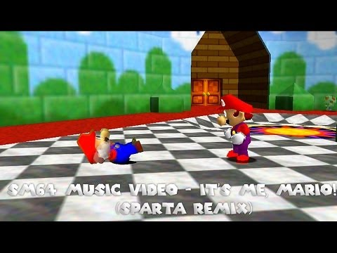 Sm64 Tutorial How To Change Mario S Eyes For Bloopers Doovi