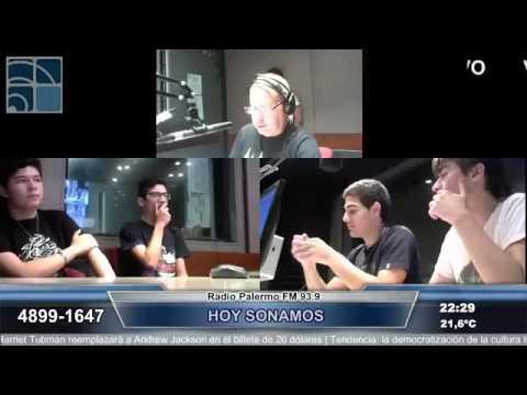 "Massiva en ""Hoy Sonamos""  - Radio Palermo FM 93.9"