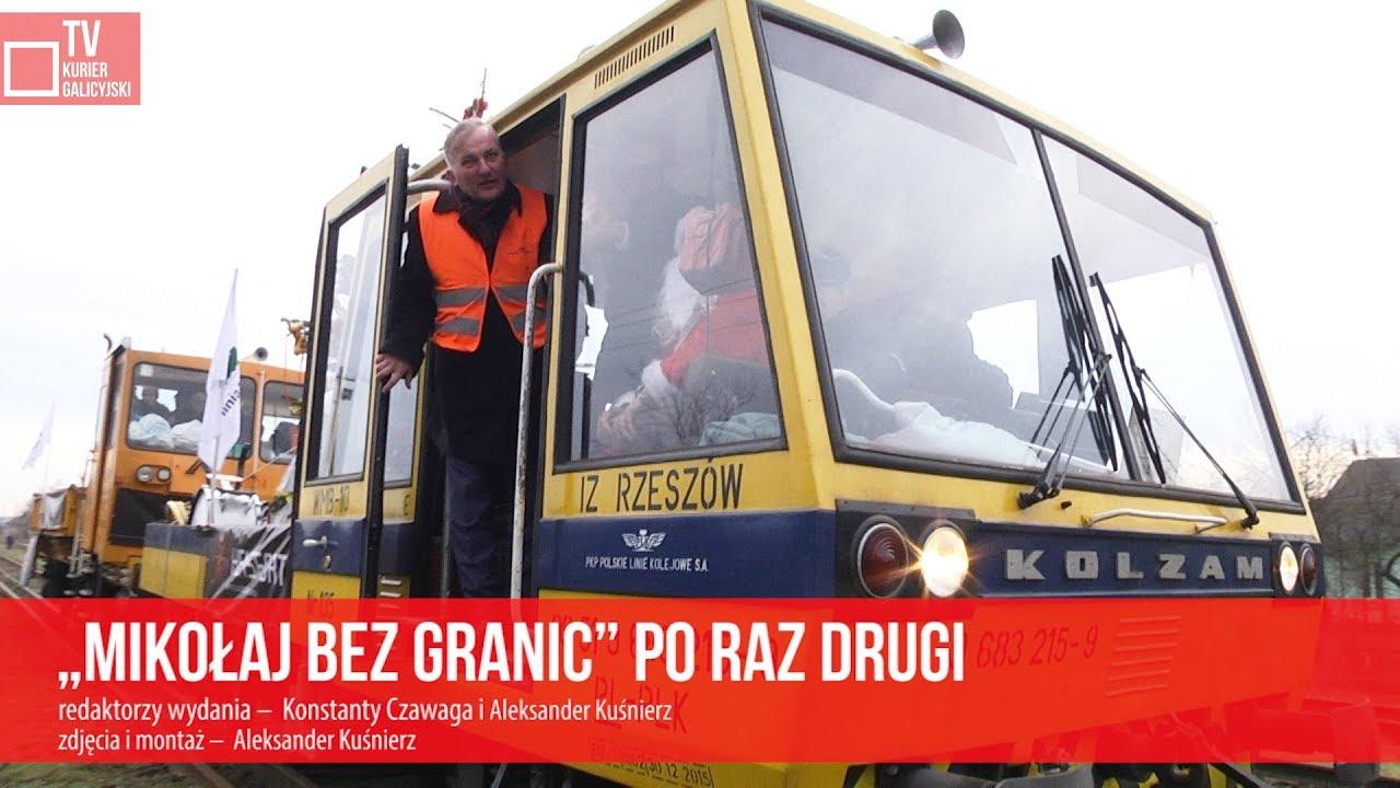 """""""Mikołaj bez granic"""" po raz drugi"""