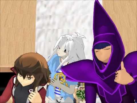 {MMD} Yu-Gi-Oh Karaoke Episode 20 MEME collection