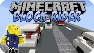 Minecraft BLOCK RIDER