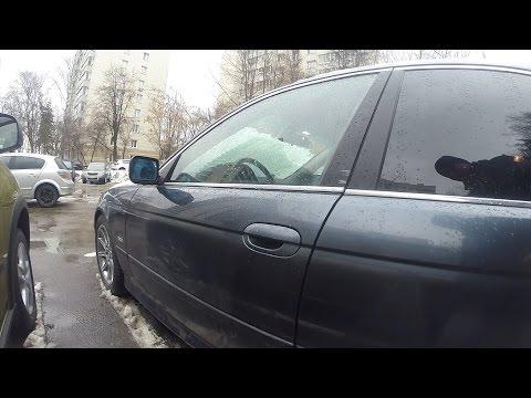 BMW E39 ремонт двери