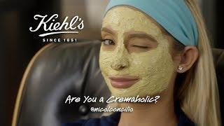 Nicol Concilio Skin Care Favorites | Kiehl's Cremaholics