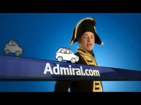 Admiral Car Insurance >> Admiral Car Insurance Tv Ad 2009 Covert Insurance