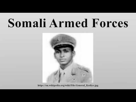 Somali Armed Forces