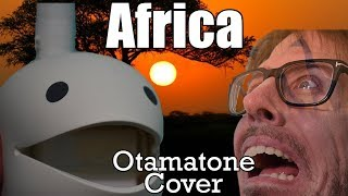 Africa (Toto) - Otamatone Cover