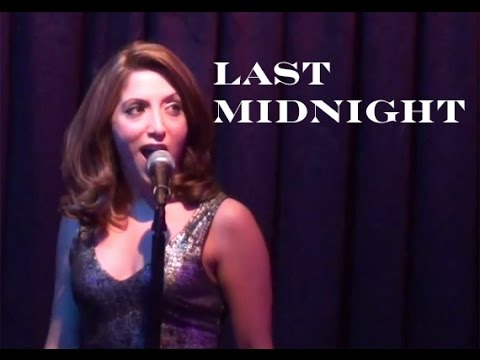 Last Midnight - sung by Christina Bianco | Christina Bianco