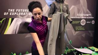 FUSEFORM ORIGINATOR JKT The North Face at OutDoor 2014