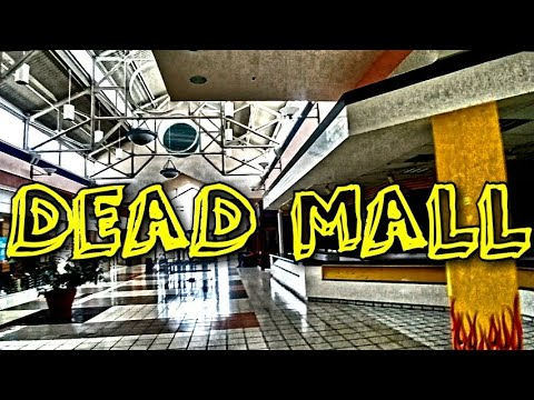 Abandoned South: Illinois Star Centre - Dead Mall Urbex
