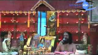kaduthuruthynews   mannar elamakkuti bhagavatha sapthaham pallikkal sunil