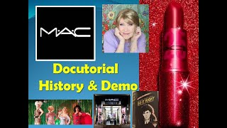 MAC : Cosmetics Docutorial History & Full Face DEMO!
