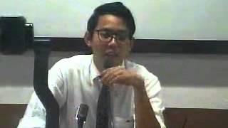 วิธีพิจารณาความแพ่ง1 (6/13) เทอม1/2558 #Sec1 รามฯ