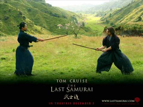 The Last Samurai Soundtrack A Hard Teacher,To Know My Enemy