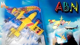 Avião HotWheels - ABN #25