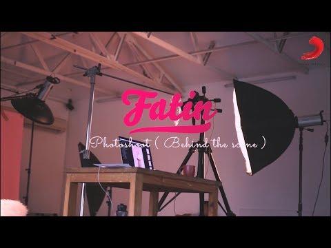 Fatin - Jingga Photoshoot   Behind The Scene