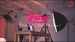 Fatin - Jingga Photoshoot | Behind The Scene