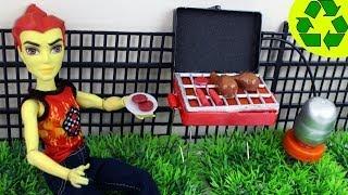 Manualidades: Haz una parrilla para muñecas - EP 740