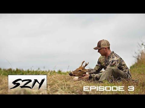 Nebraska PUBLIC LAND VELVET BUCK DOWN!   You Can Do This Hunt!